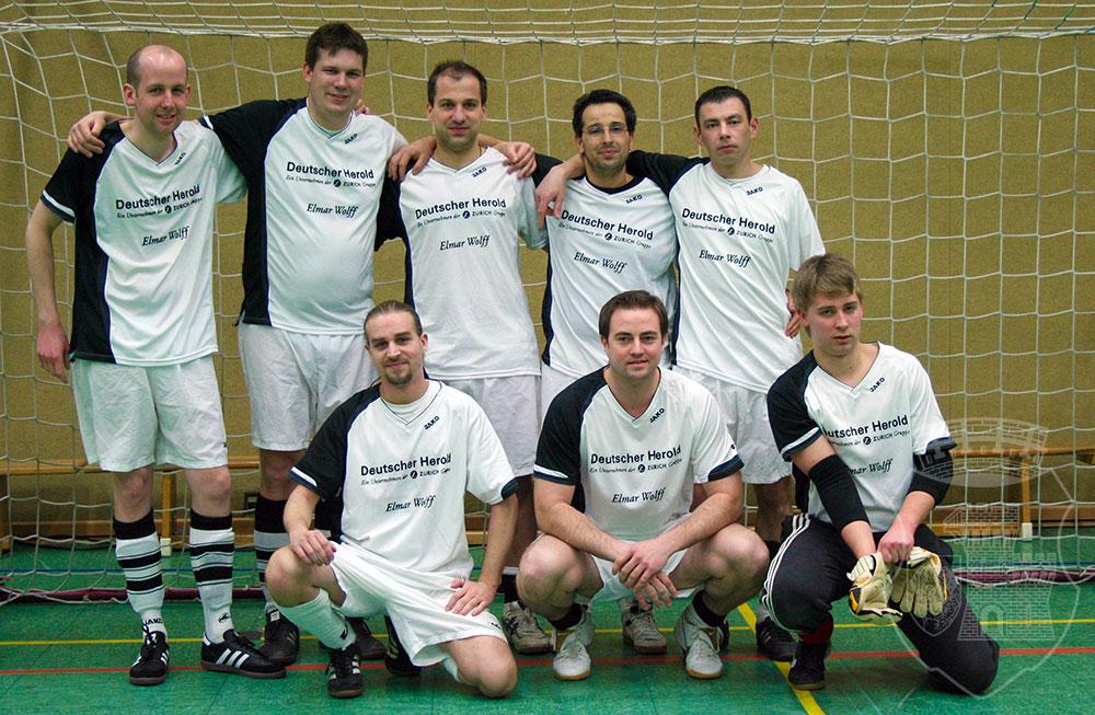 Das Bernardus-Dreamteam.