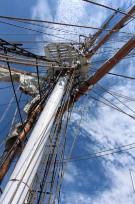 Crow's Nest - Festival of Sail