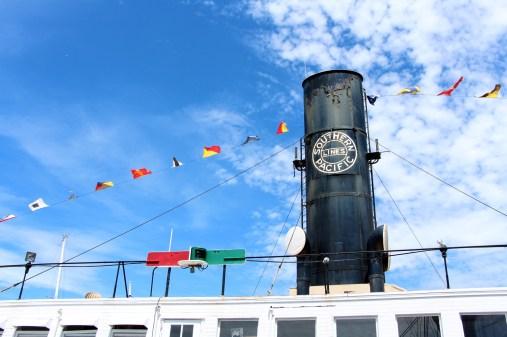 Berkeley Smoke Stack - Festival of Sail