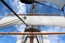 Tall Ship Sails - Festival of Sail