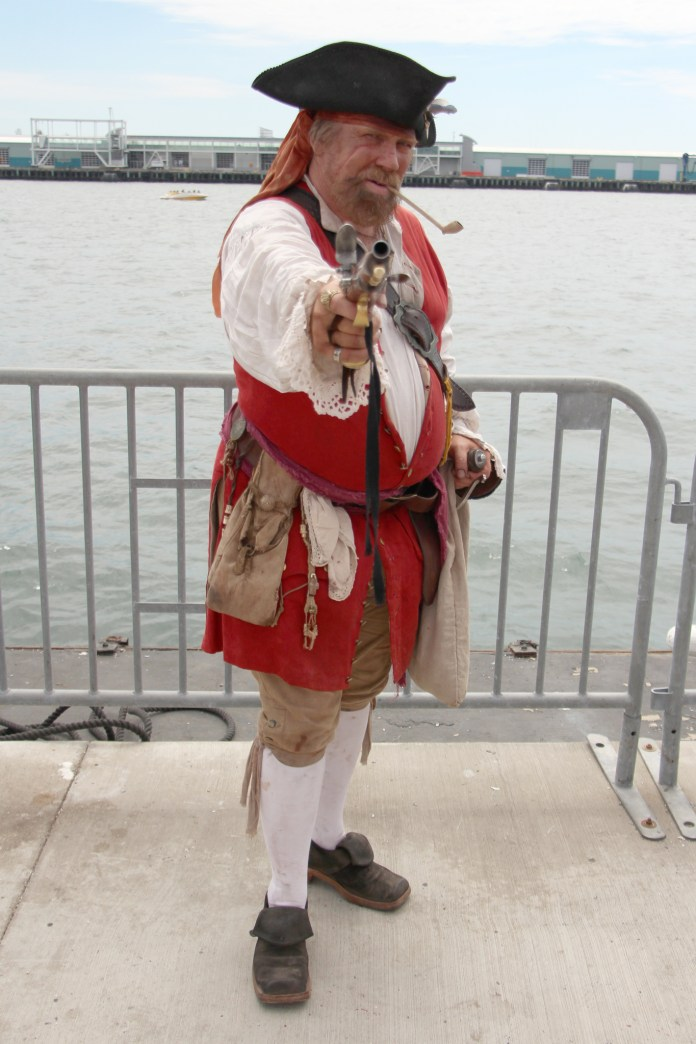 Arrrrr, There Be Pirates - Festival of Sail
