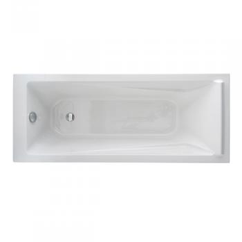Baignoire Acrylique Easy 170x75 Blanc SANINDUSA Rf 806900