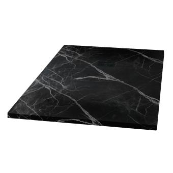 receveur resine mcbath mirage decornox stone marquina negro largeur 90cm