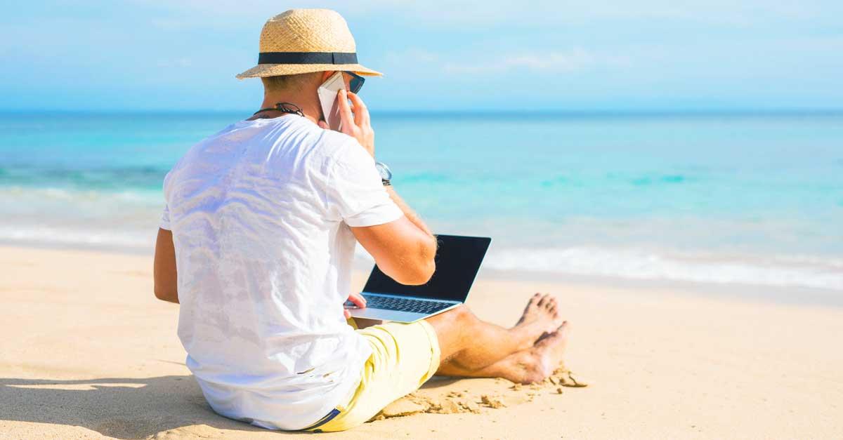 Urlaubszeit: 5 Gefährlich Gute Gründe, Nicht Abzuschalten
