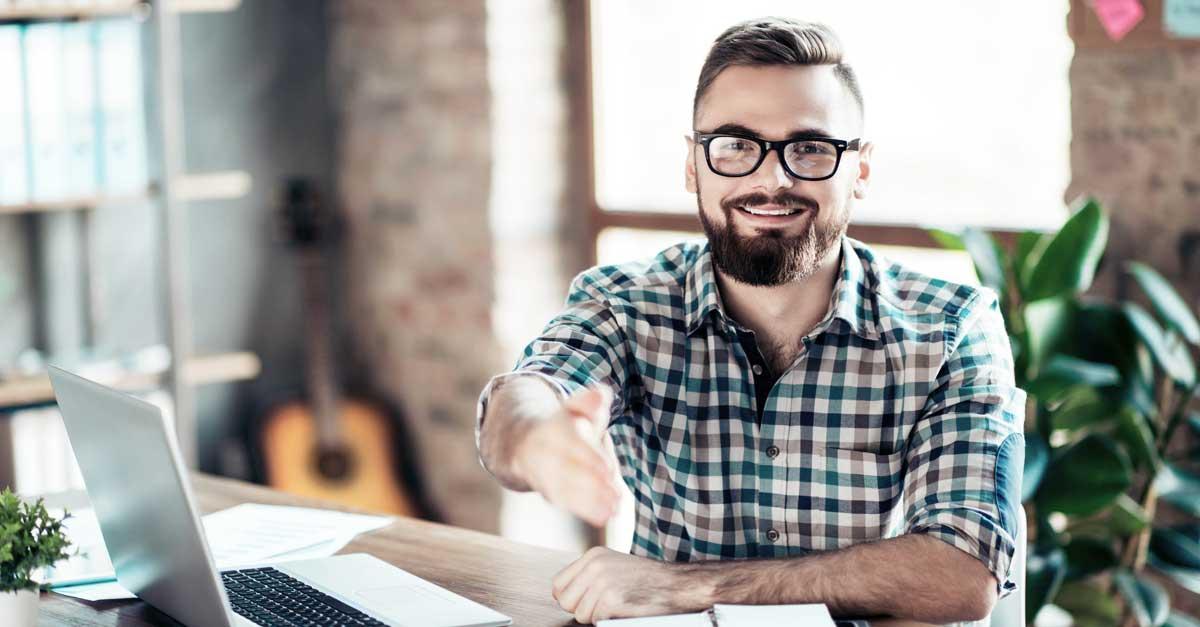 Verhalten Im Vorstellungsgespräch: 5 Wortspiele Für Mehr Gelassenheit
