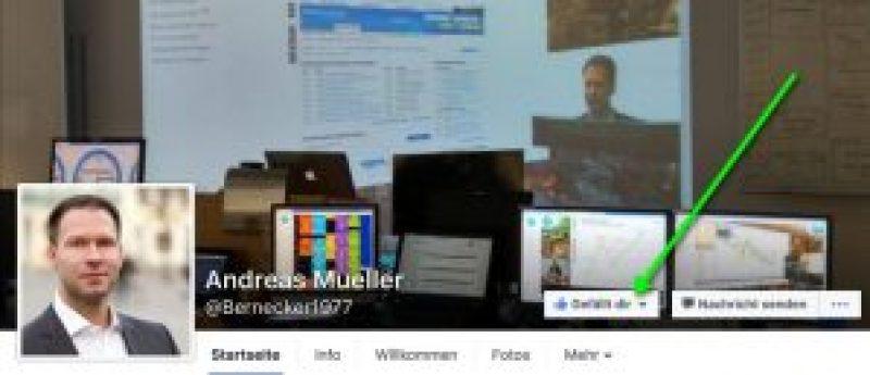 Bernecker1977 Facebook