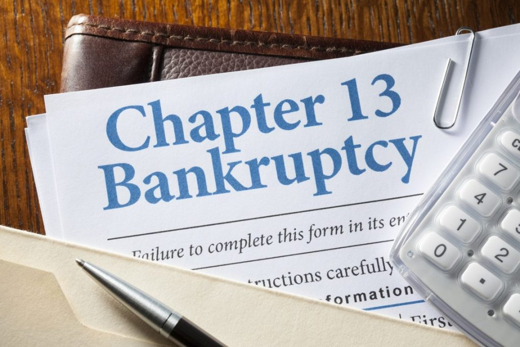 Advantages of declaring Chapter 13 bankruptcy