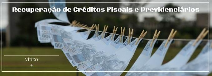 Recuperação de Créditos Fiscais e Previdenciários – Evite perdas financeiras na sua empresa