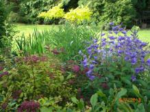 Cerdyn Villa - garden 1