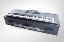 keyboard coffin by crazy coffins