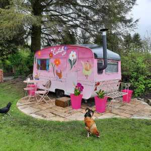 THe Cwtch Hwtch, elopement venue glamping