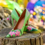 bespoke shoes by Inanna