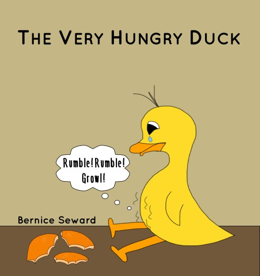 Very Hungry Duck 2nd edition cover 2