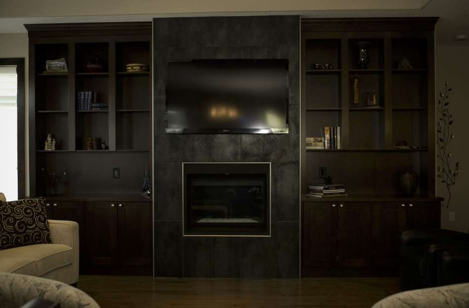 Bernier Millwork North Battleford Residential Cabinetry