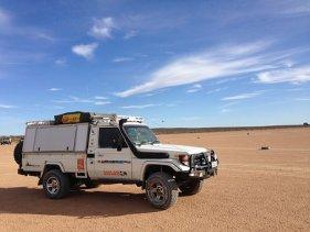 4WD caravan