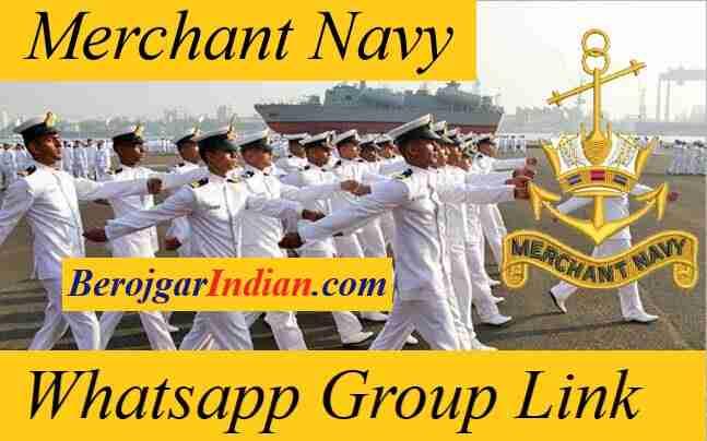 Merchant Navy Jobs Vacancy Exam Study Whatsapp Group Link Telegram Channel 2021 Join