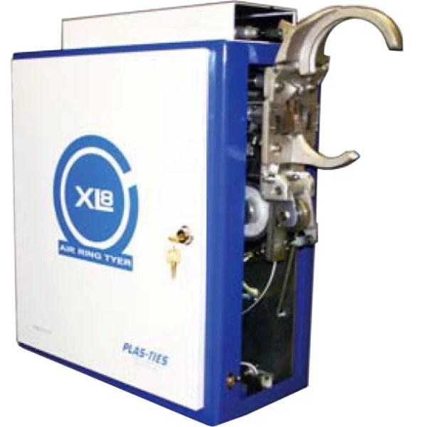 Plas-Ties XL-8 Air Ring Tyer