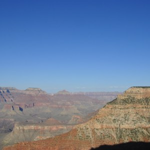 Mather Point, South rim, Grand Canyon NP, USA