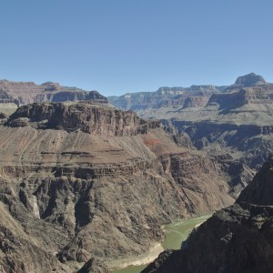 Plateau Point, Grand Canyon NP, Arizona, USA