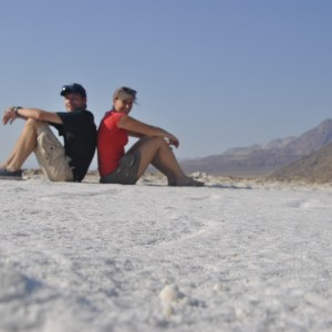Badwater Point, Death Valley NP, Californie, USA