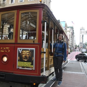 Cable Car, San Fransisco, Californie, USA