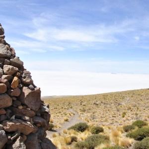 Volcan Tunupa (5432m), Salar d'Uyuni, Bolivie