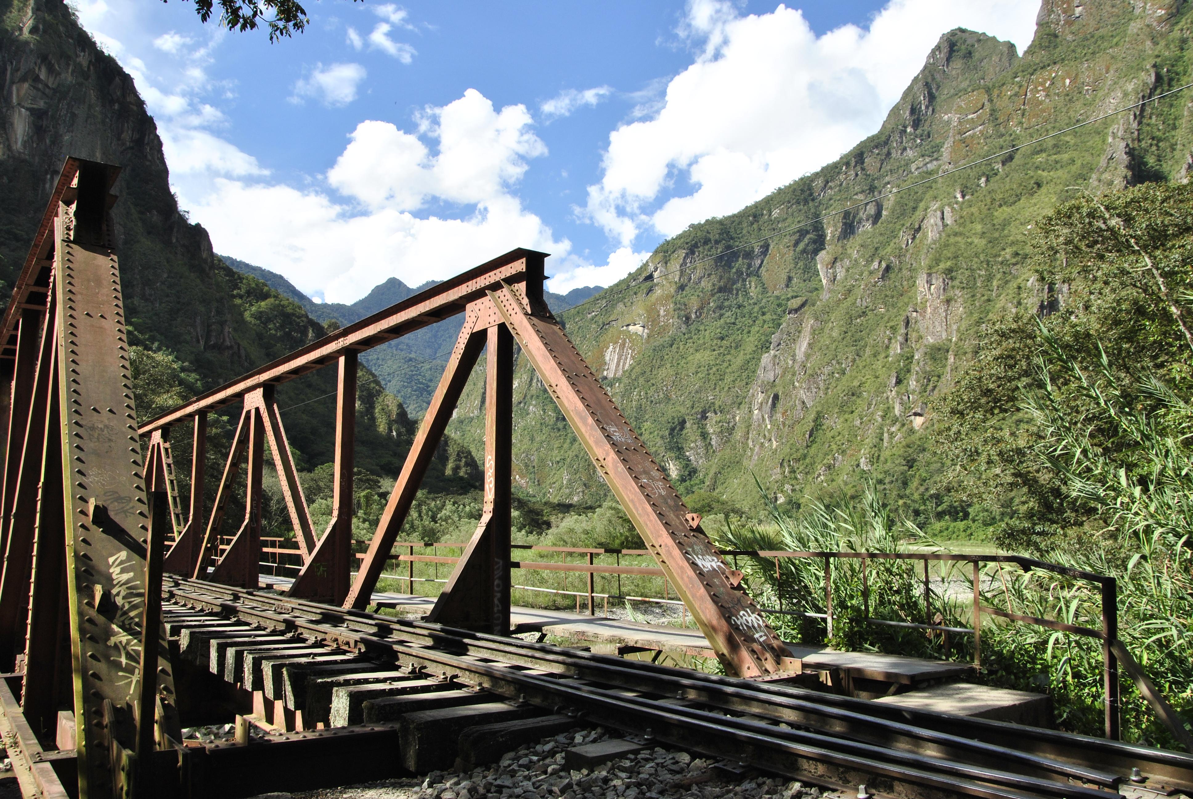 Trek Hidroelectrica-Aguas Calientes, Vallée Sacrée, Pérou