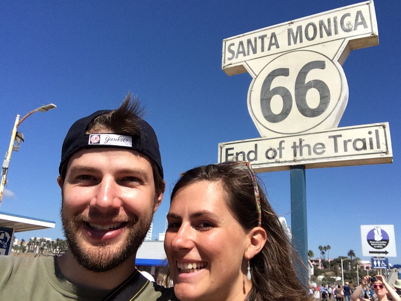 Santa Monica Pier, Los Angeles, Californie, USA