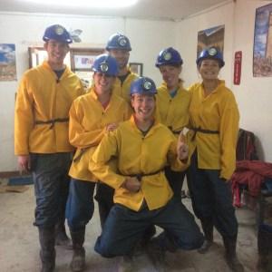 Visite de mines, Potosi, Bolivie