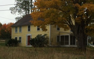 Antique Farmhouse was built in 1798 and is still structurally sound.