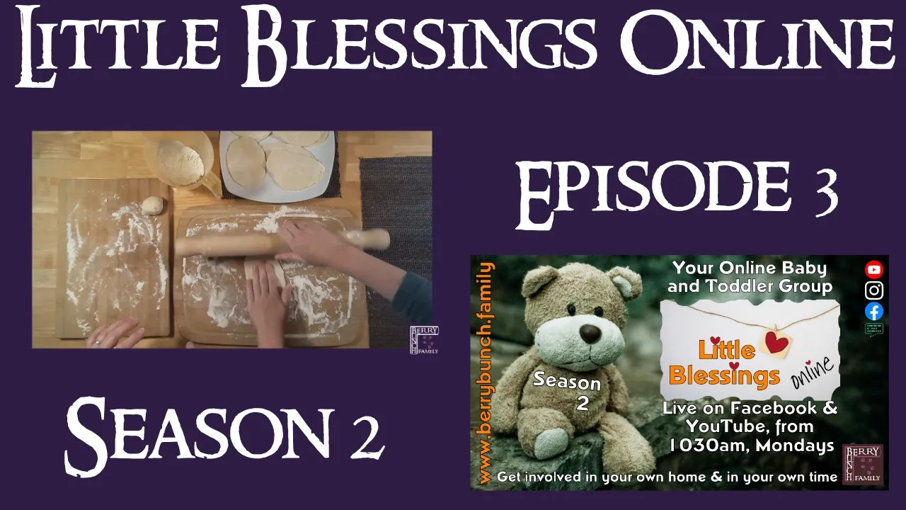 """Little Blessings Online, Looking back to """"Be Generous"""""""