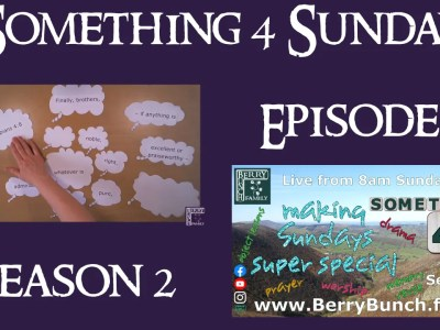 Something 4 Sunday, Season 2, Episode 3, Spend Time With God, In The Now