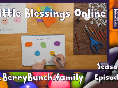 Little Blessings Online, Series 4, Episode 4, Big and Small
