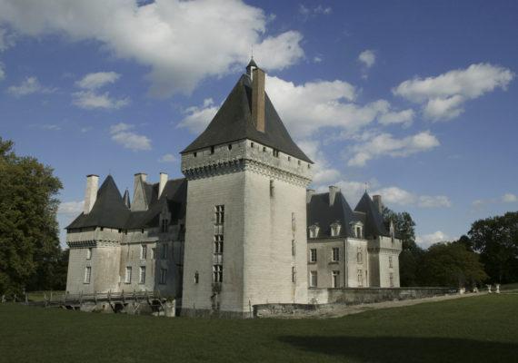 Chteau De LIsle Savary CLION Patrimoine Culturel