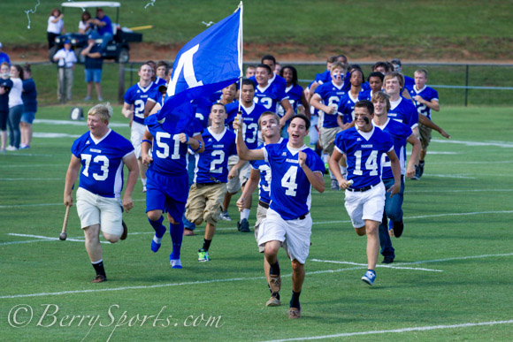 September/13/13:   MCHS Bleachers Ribbon Cutting and Pep Rally.