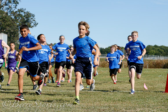 September/18/13:   Middle School Cross Country