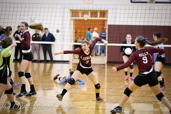 Luray vs Page Varsity Volleyball
