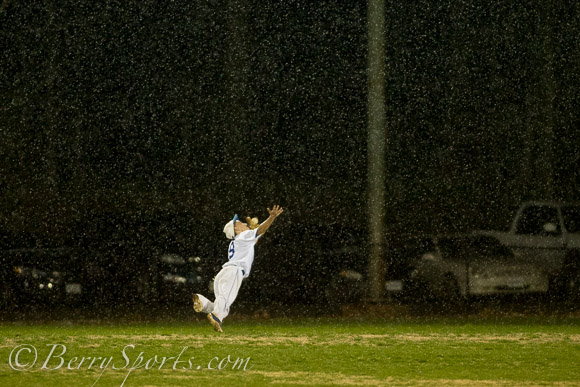 April 11, 2014.   MCHS Varsity Baseball vs William Monroe.