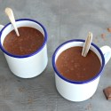 Spicy Thick Healthy Hot Chocolate