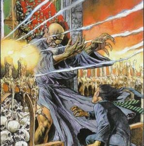 Church of Hell 2 (Simon Bisley & Glenn Fabry Cover) Comic Art