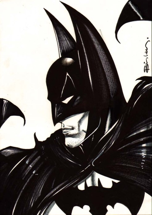 batman p