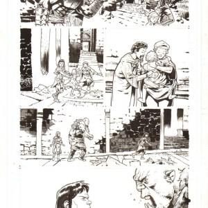 Andrei Bressan – Birthright 11p21 Comic Art