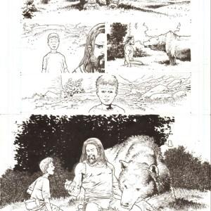 Andrei Bressan – Birthright 6p17 Comic Art