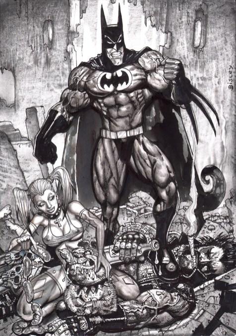 batman lobo harley