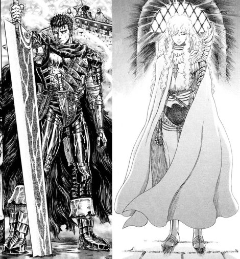 Brumas do OFF - Página 6 Guts_vs_griffith