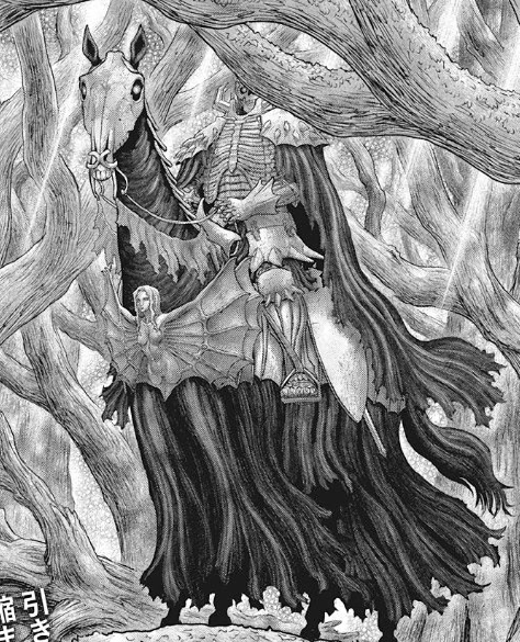 Berserk Capítulo 359 – THE BAND OF THE HAWK – BERSERK PROJECT