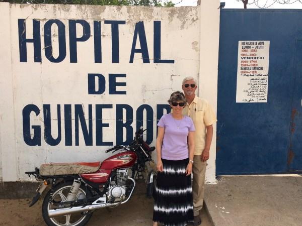 Bert & Debbie Arrive in Chad