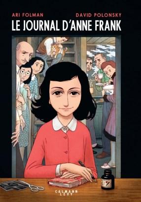 Première adaptation en BD. On suit les pérégrinations de l'amie imaginaire d'Anne. Un nouveau point de vue sur la vie de la célèbre jeune fille, par l'auteur de Valse avec Bachir. Dès 10ans.