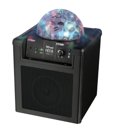 Fiësta Disco Lite Rechargeable Wireless Speaker