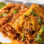 De lasagne met seitan